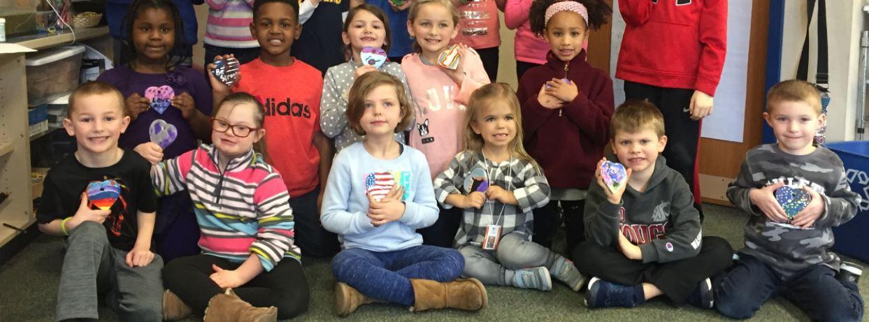 Hoosier Elementary Class